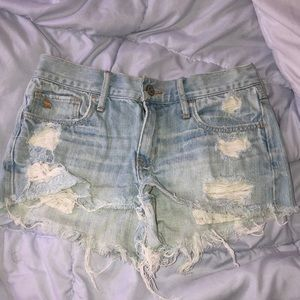 Size 16 Abercrombie and Fitch shorts